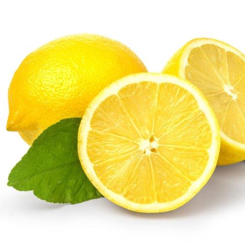 عصير الليمون لازالة الرؤوس البيضاء