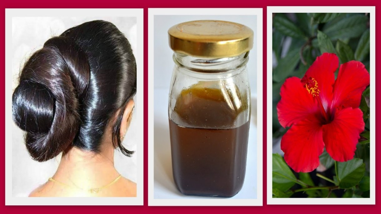 Benefits of hibiscus for hair