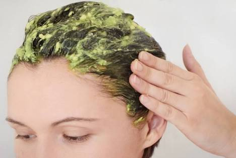 خلطات الأفوكادو لتنعيم الشعر