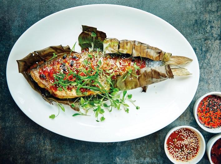 كيفية طبخ السمك الفيليه