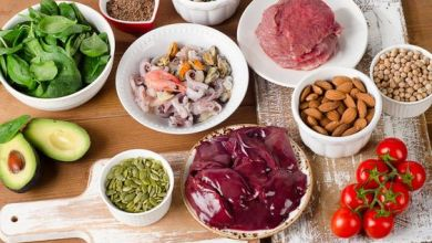Photo of أطعمة صحية غنية بالزنك