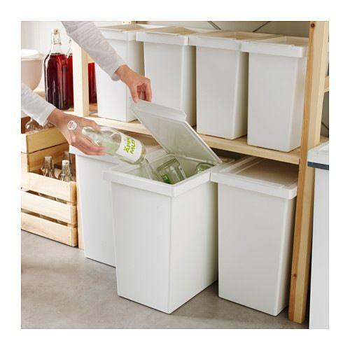التخلص من النفايات المنزلية