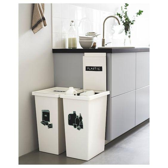 كيفية التخلص من النفايات المنزلية