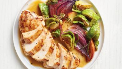 Photo of طريقة التحضير الدجاج بالبصل