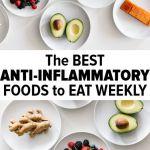 أغذية لعلاج التهابات الجسم