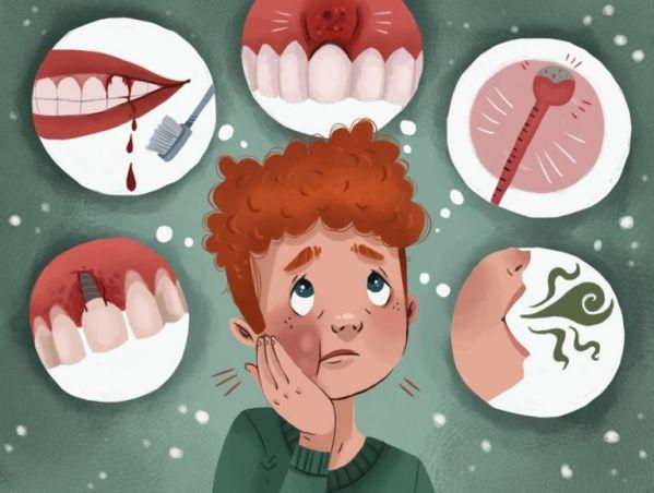 طريقة علاج التهاب اللثة