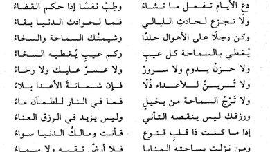 Photo of أجمل الأشعار التي قيلت في الجود و الكرم