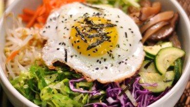 Photo of أفضل الأكلات الكورية