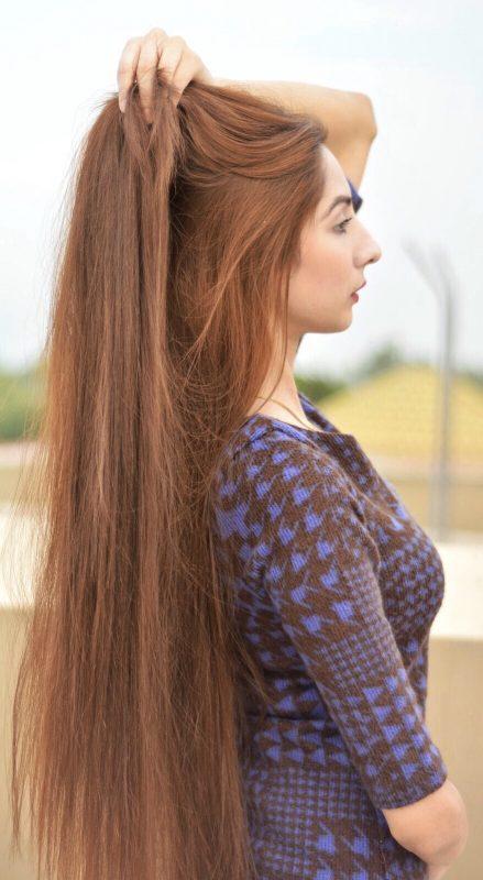 تطويل الشعر في يوم واحد فقط 3 خلطات مجلة رجيم