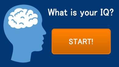 Photo of اختبارات للتعرف على معدل ذكائك