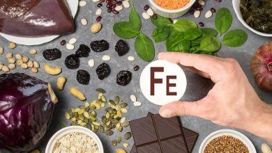 Photo of 7 عناصر غذائية غنية بالحديد