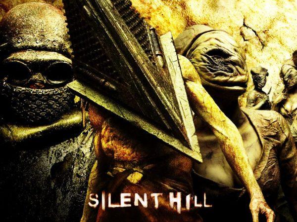 مدينة الرعب Silent Hill