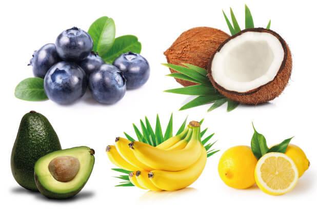 أقوى الفاكهة لحرق الدهون
