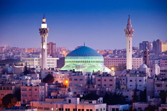 السياحة في عمان الأردن