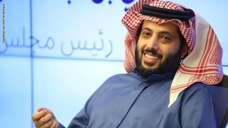 Photo of تفاصيل مفاجأة تركي آل شيخ للجمهور السعودي