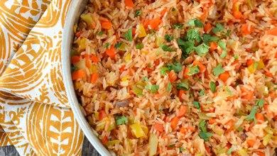 Photo of أرز على الطريقة المكسيكية