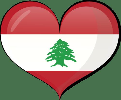 صور رسومات علم لبنان