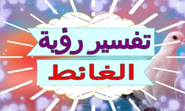 Photo of تفسير حلم الغائط في المنام
