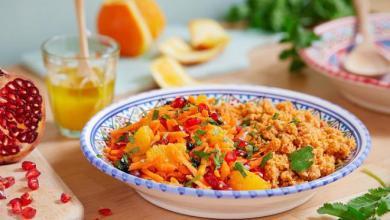 Photo of نموذج ليوم غذاء صحي متوازن و لذيذ