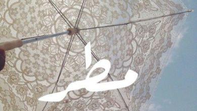Photo of احلى رسائل المطر