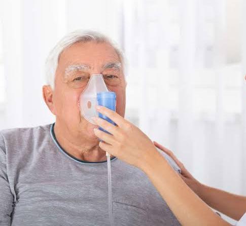 صعوبة التنفس هو عبارة عن تجربة ذاتية لعدم الراحة في التنفس