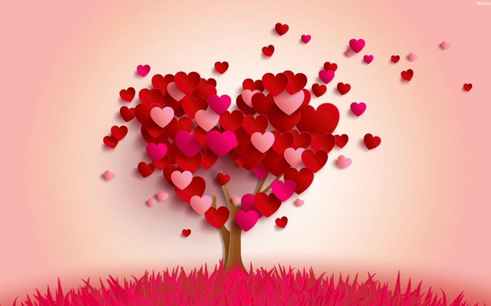 الحب هو إختلاط الروح بالروح لتكن روحا واحدة
