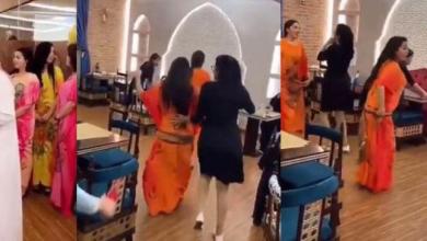 Photo of صور رقص فتيات في افتتاح مطعم بالإمارات يثير جدلا