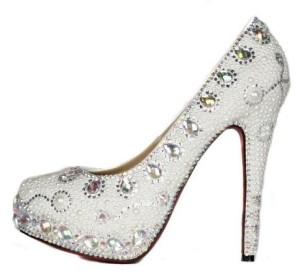 احذية للعرائس ٤