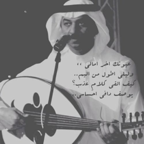 كلمات عيونك اخر امالي عبادي الجوهر
