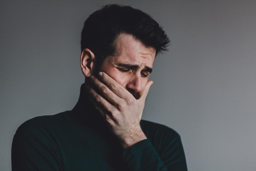 تفسير حلم البكاء للرجل