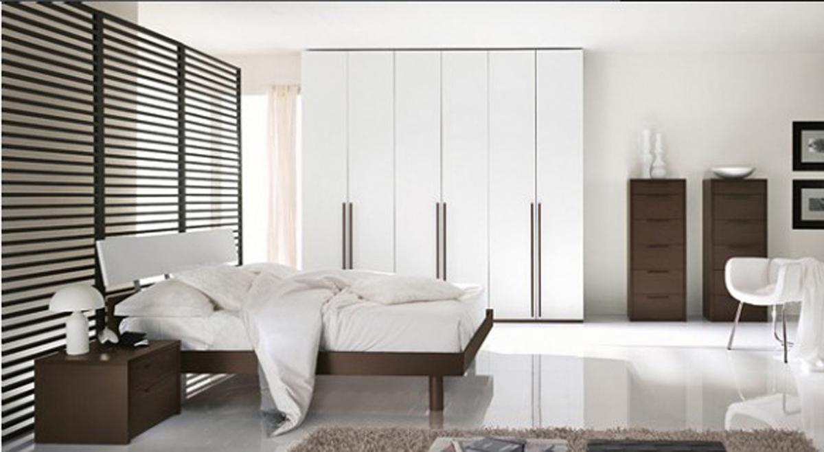 غرف نوم حديثة . 2