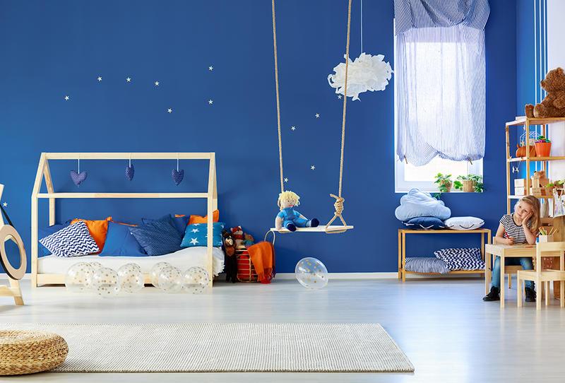 صور ديكور غرف نوم اطفال