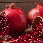 فوائد الرمان للجسم و القلب