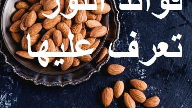 Photo of فوائد اللوز تعرف عليها