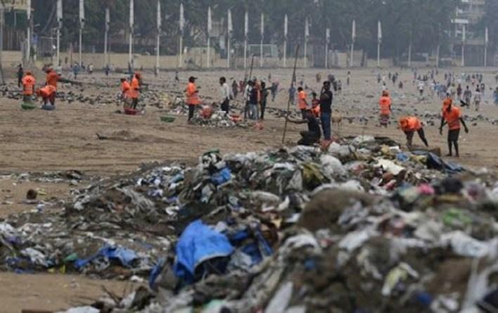مشكلة النفايات