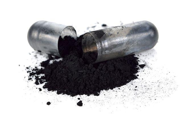 فوائد حبوب الفحم