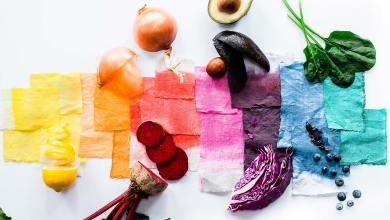 Photo of طريقة صبغ الملابس بألوان طبيعية في المنزل