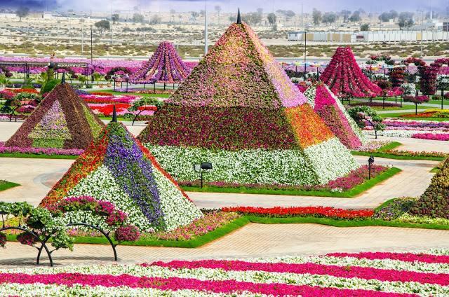 أجمل 7 حدائق و متنزهات شهيرة في دبي