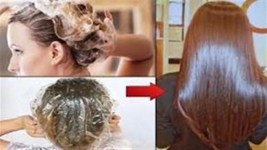 Photo of وصفات طبيعية للتخلص من تقصف الشعر
