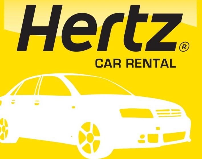 شركة هرتز لتأجير السيارات