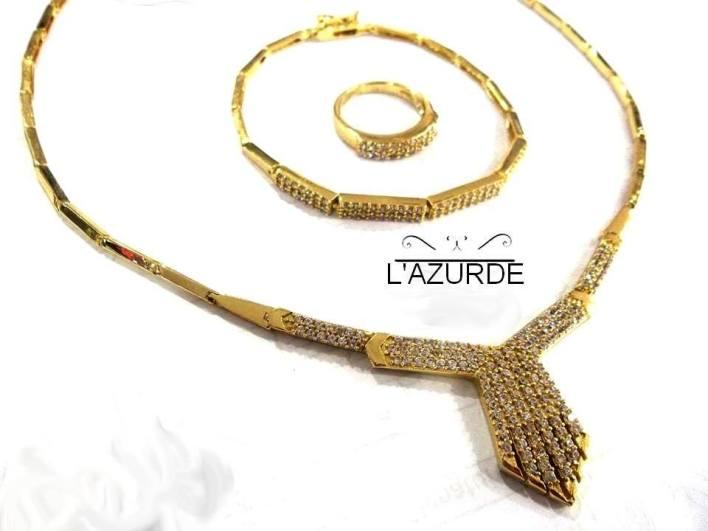 مجوهرات ودهب لازوردي