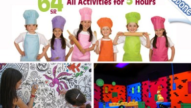 Photo of أهم 6 مراكز ترفيهية تعليمية للأطفال بالرياض