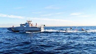 Photo of بالصور.. حرس الحدود ينقذ 5 مواطنين ومقيمًا من الغرق في عرض البحر