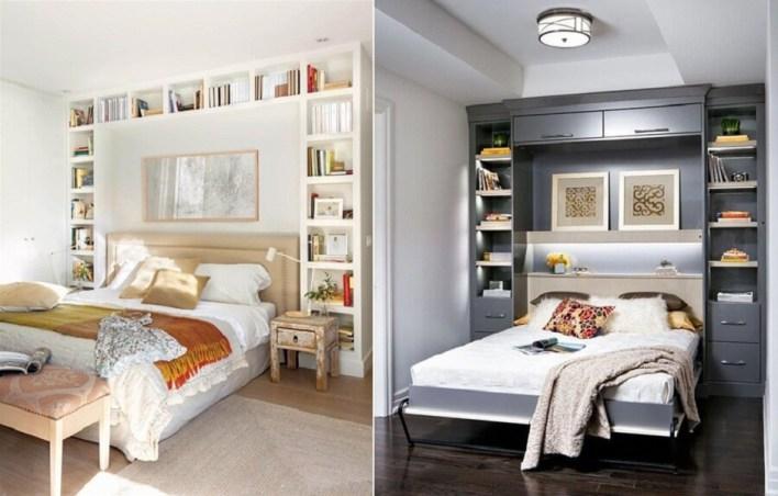 خزانات للغرف الصغيرة