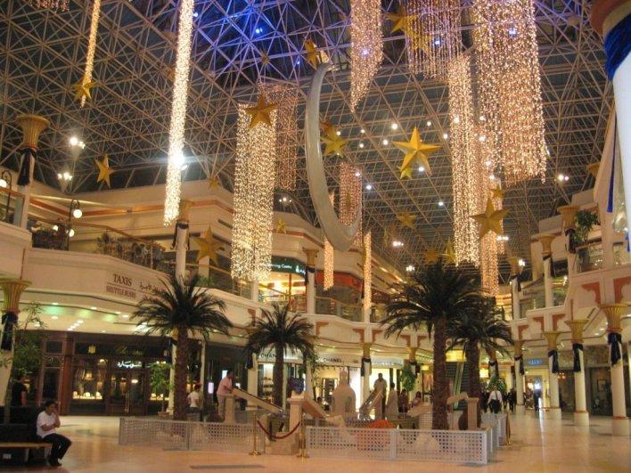 أشهر مراكز التسوق في دبي
