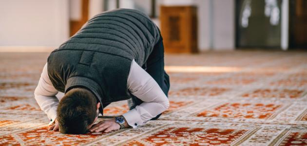 تفسير حلم الصلاة .