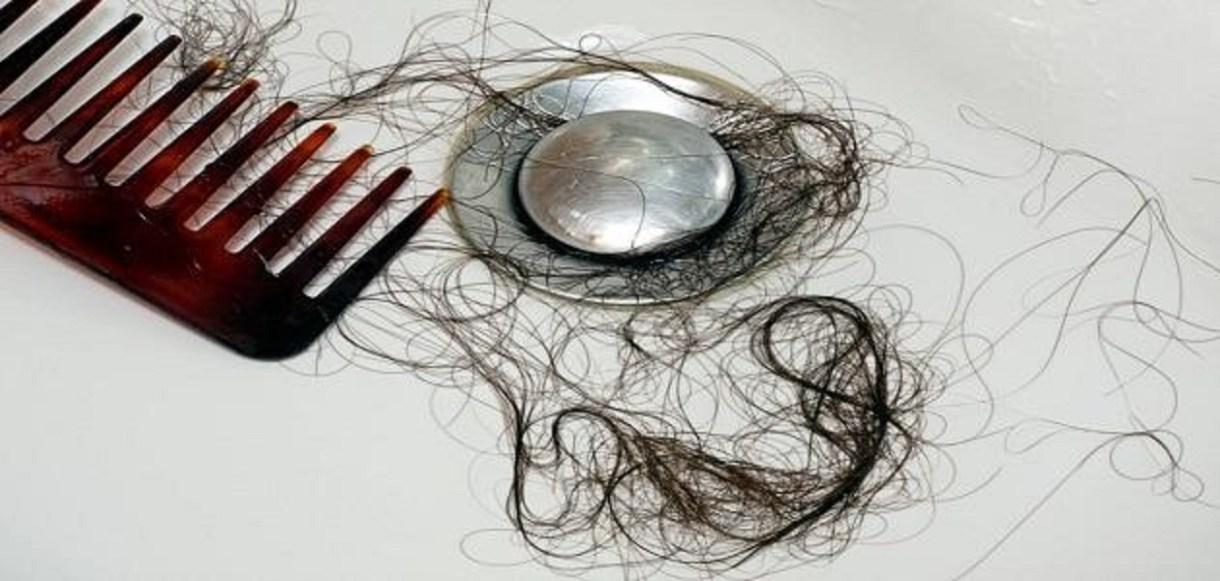حلم تساقط الشعر للمتزوجة