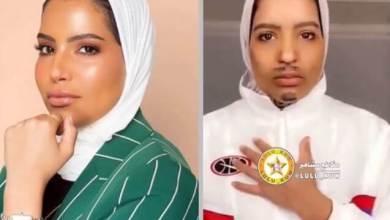 Photo of بالفيديو: فنانة خليجية تتضامن مع الرجال بشاربين ولحية وحركات غير أنثوية