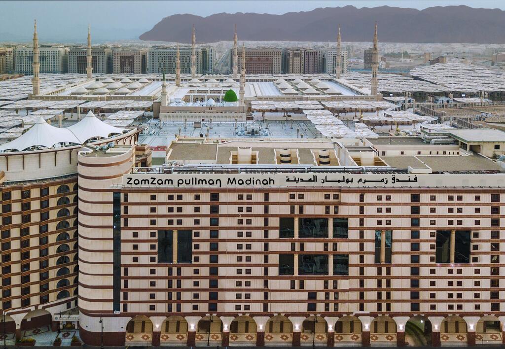 اكثر الفنادق تميزا بالمدينة
