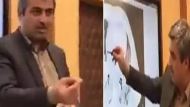 """Photo of بالفيديو: طبيب إيراني يعترف بشأن حجم الإصابات بفيروس كورونا .. وكيف تحولت بلاده إلى """"بؤرة"""" للوباء القاتل"""
